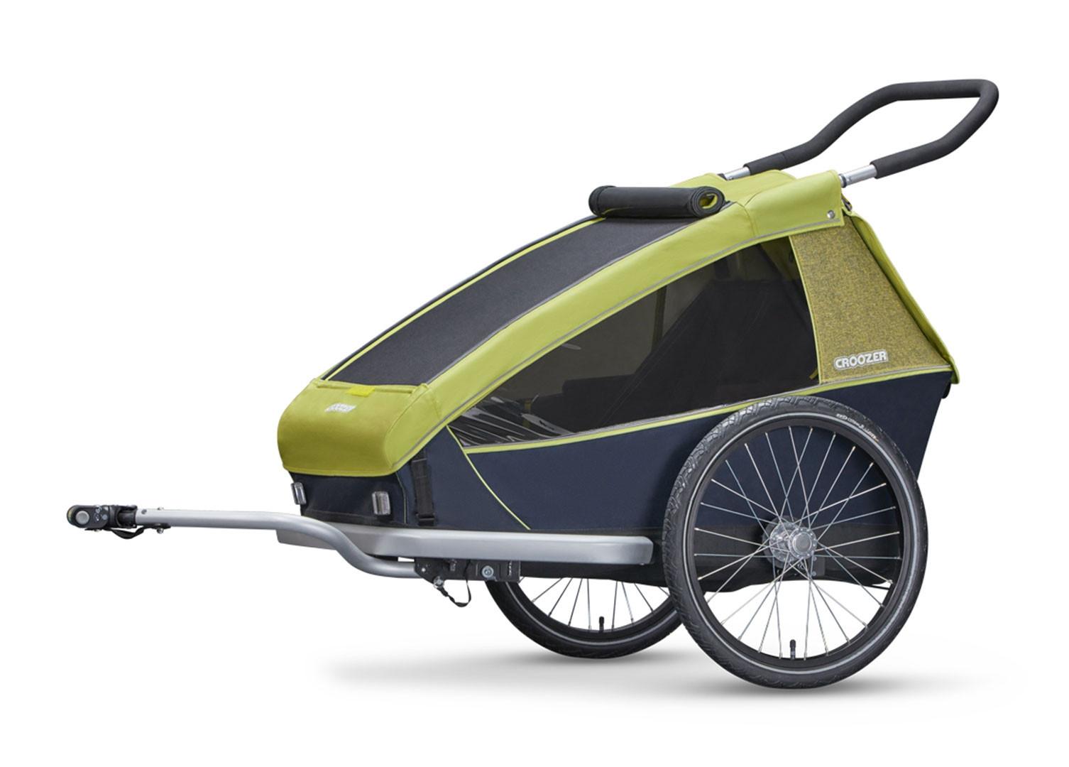 Vozík za kolo Croozer Kid for 2 2018