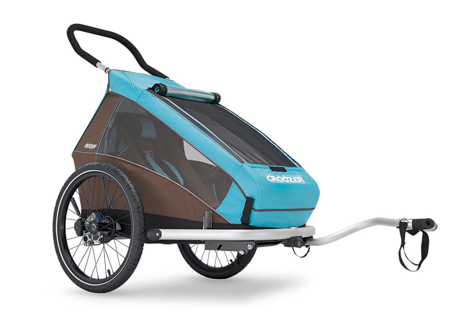 Vozík za kolo Croozer Kid Plus for 1 2016