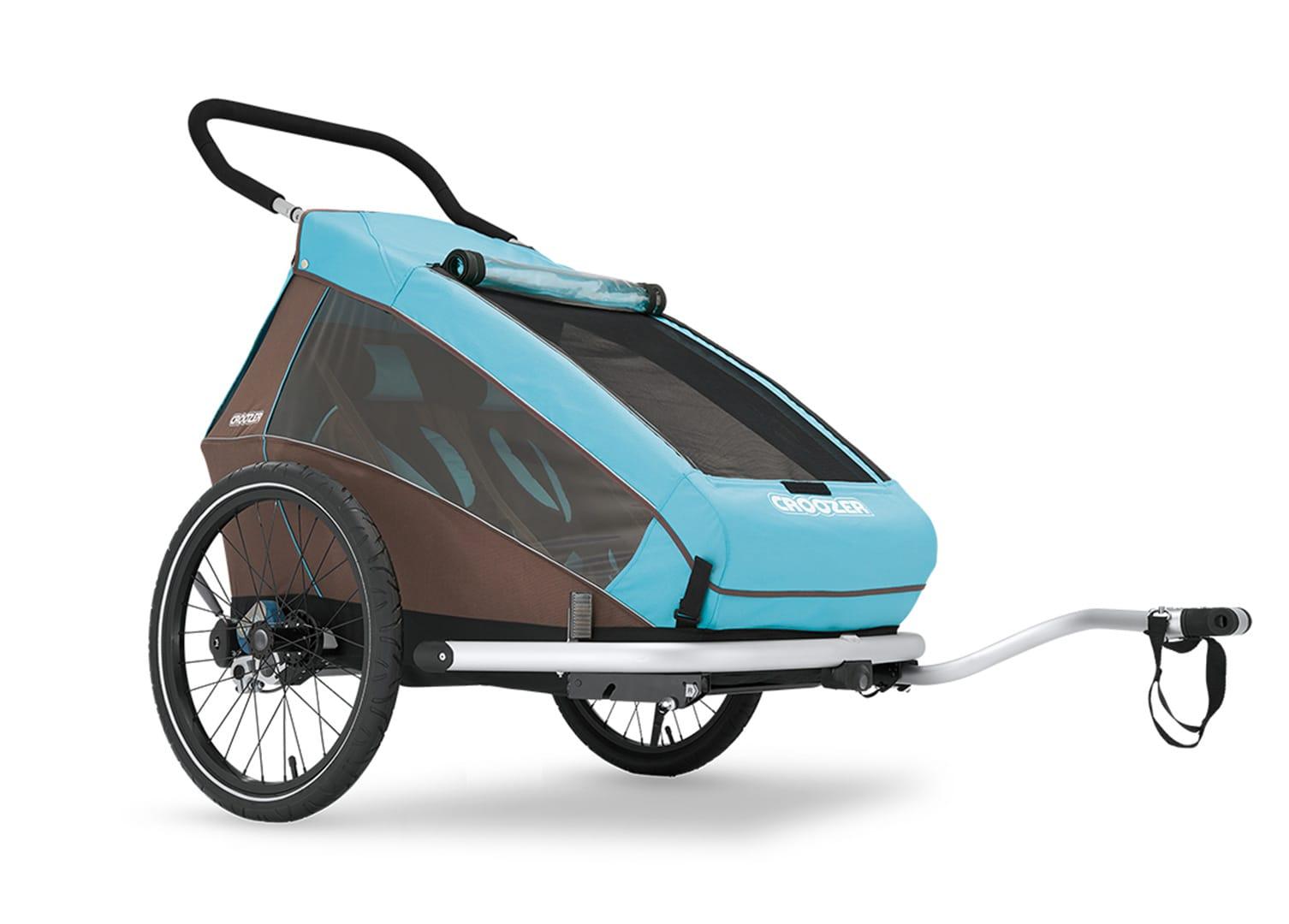 Vozík za kolo Croozer Kid Plus for 2 2016