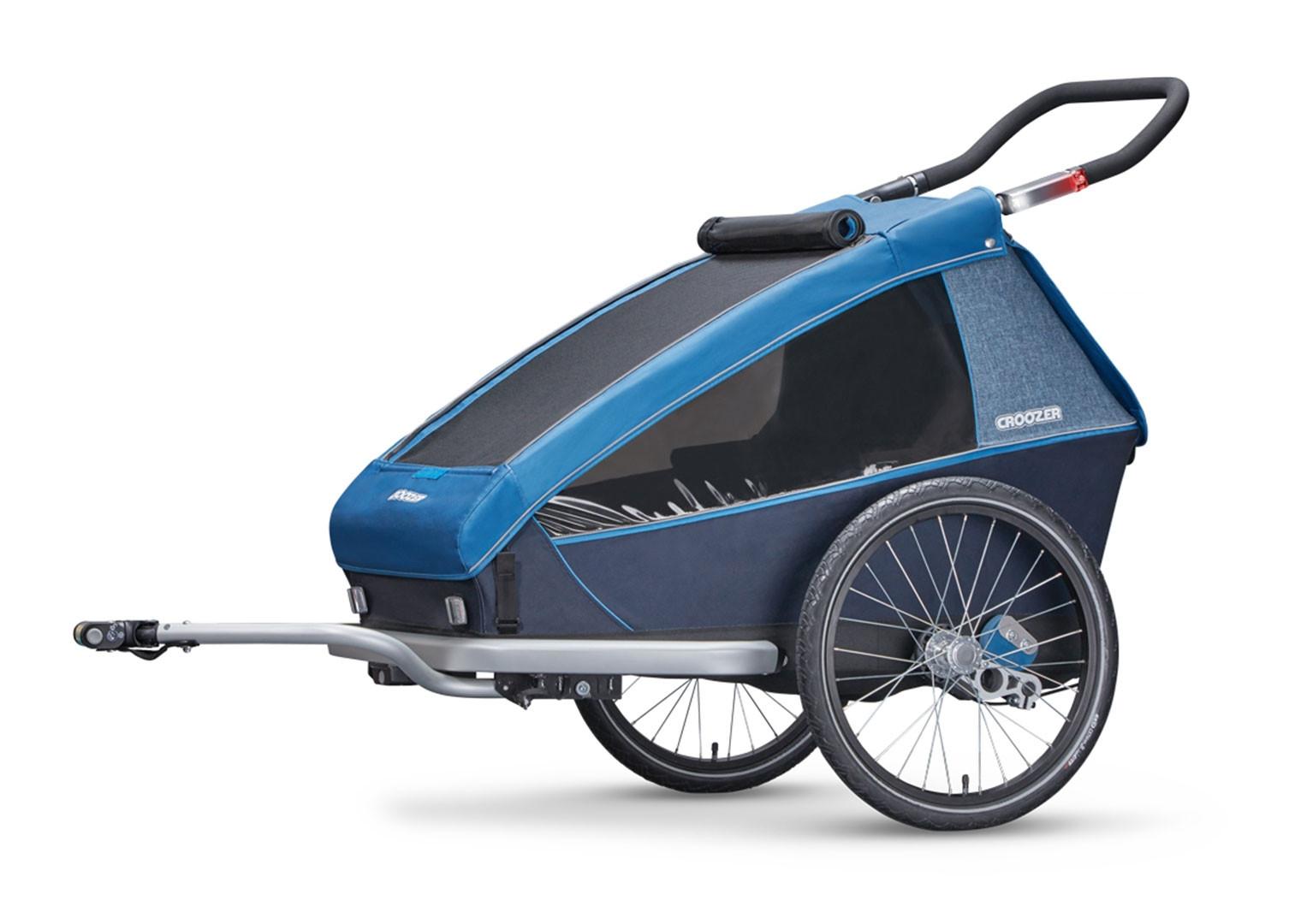 Vozík za kolo Croozer Kid Plus for 2 2018