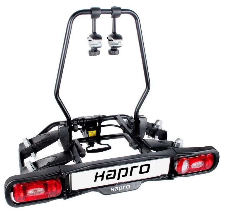 Nosič kol na tažné zařízení Hapro Atlas 2 Premium