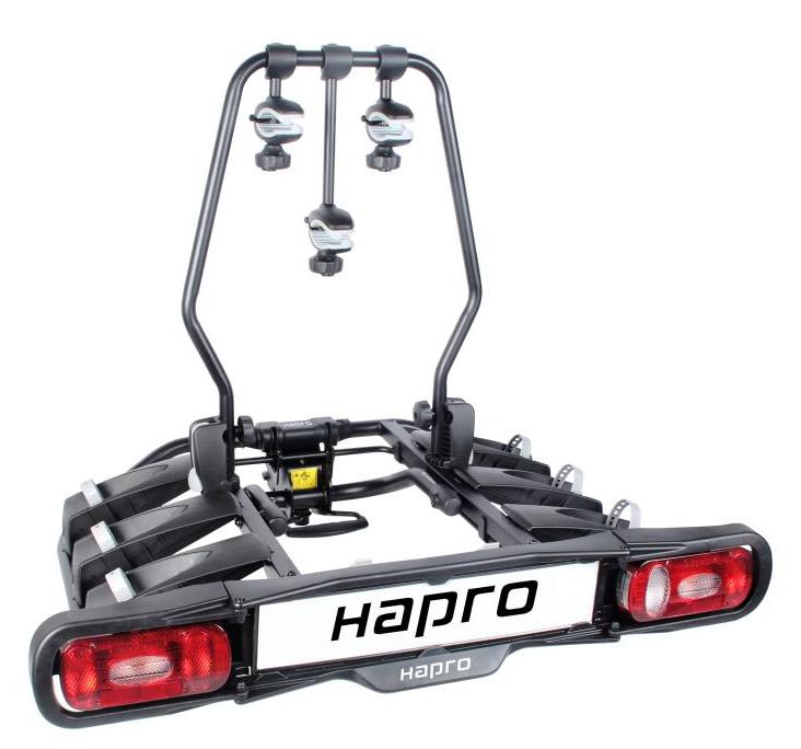 Nosič kol na tažné zařízení Hapro Atlas 3 Premium
