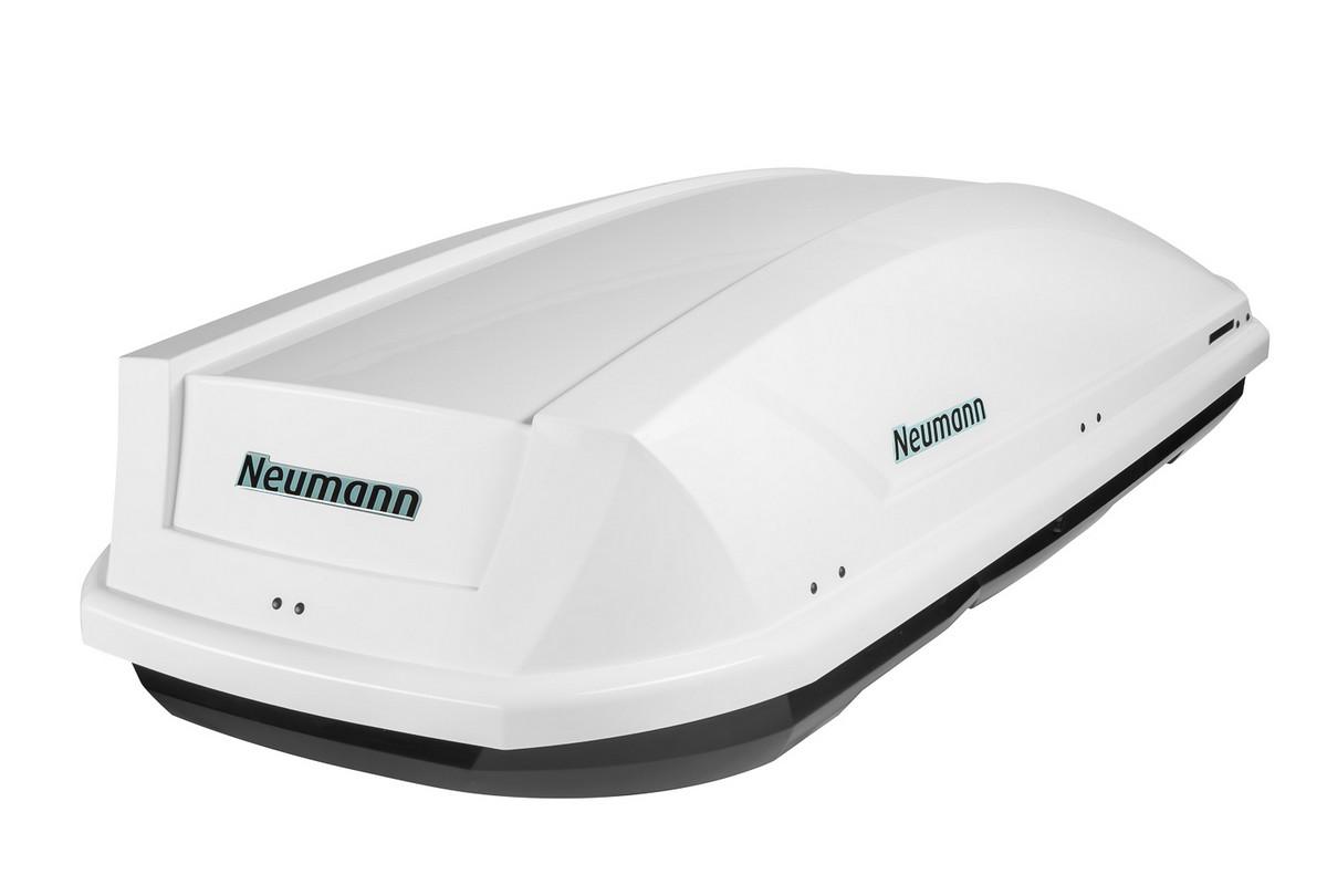 Střešní box Neumann Adventure 205 bílý