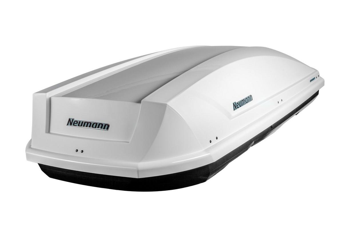Střešní box Neumann Adventure 230 bílý