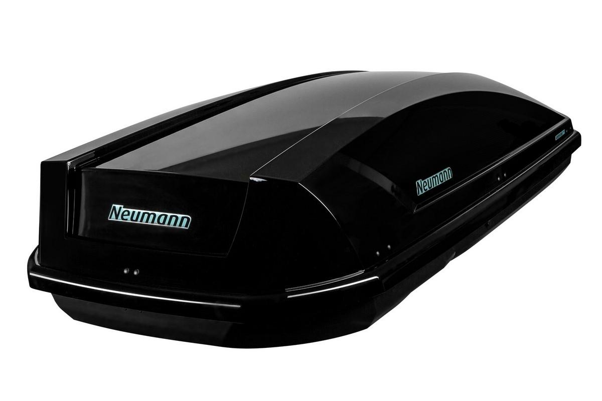 Střešní box Neumann Adventure 230 černý