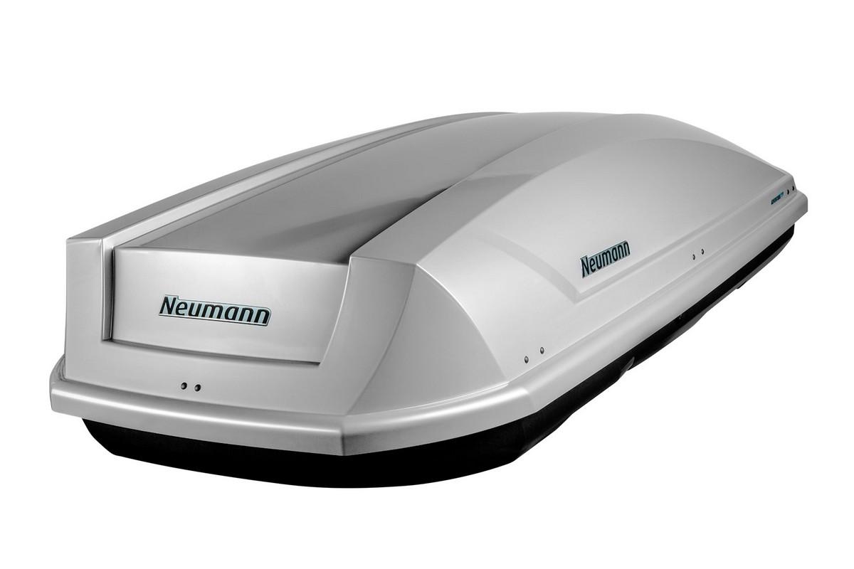 Střešní box Neumann Adventure 230 stříbrný