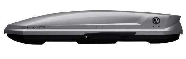 Střešní box Northline EVOspace 330 stříbrný