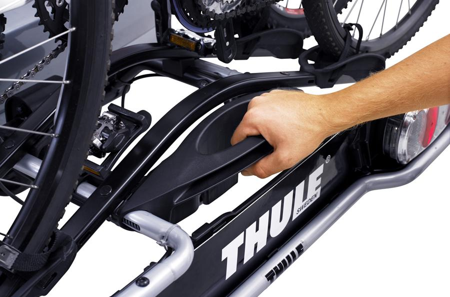 Nosič kol na tažné zařízení Thule EuroRide 940