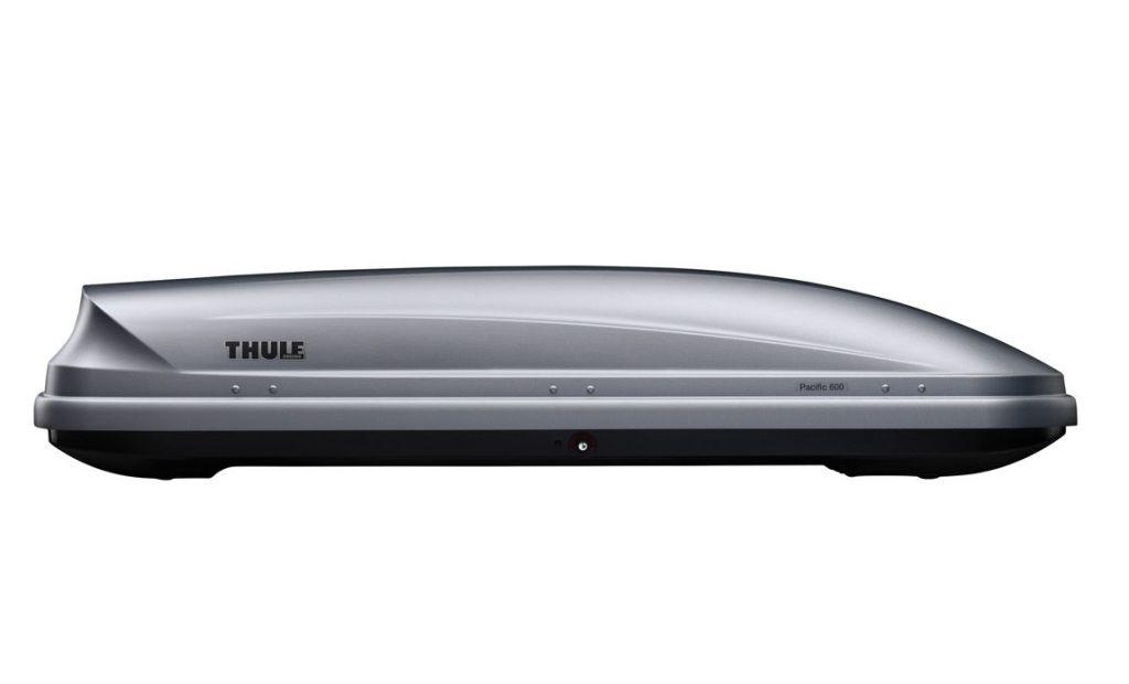 Střešní box Thule Pacific 600 stříbrnošedý aeroskin