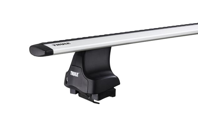 Střešní nosič Thule Rapid System 754 ALU WingBar