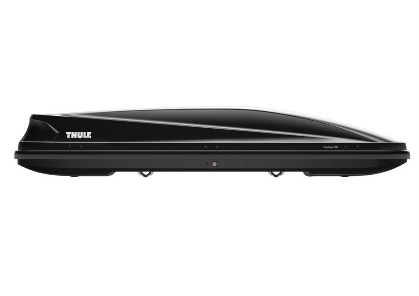 Střešní box Thule Touring Alpine černý lesklý