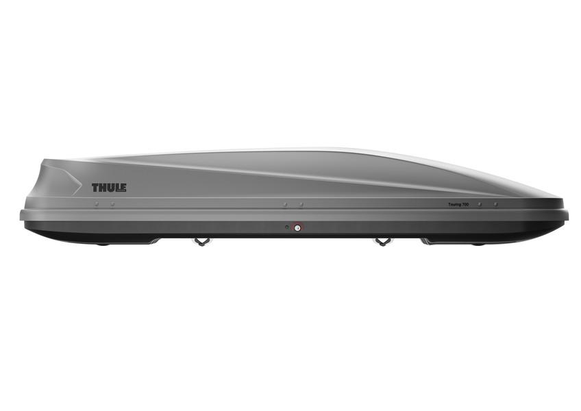 Střešní box Thule Touring Alpine titan aeroskin