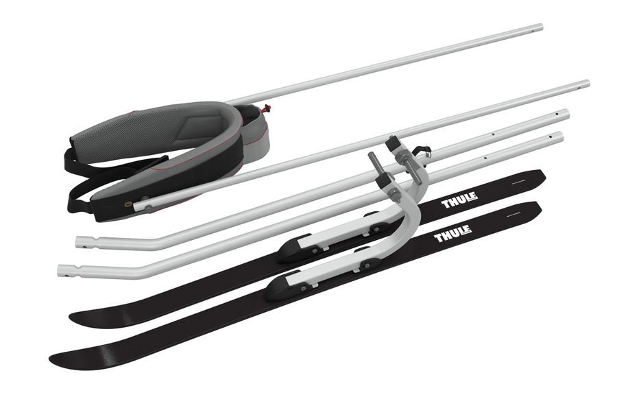 Lyžařský set Thule Chariot Cross-Country Skiing Kit