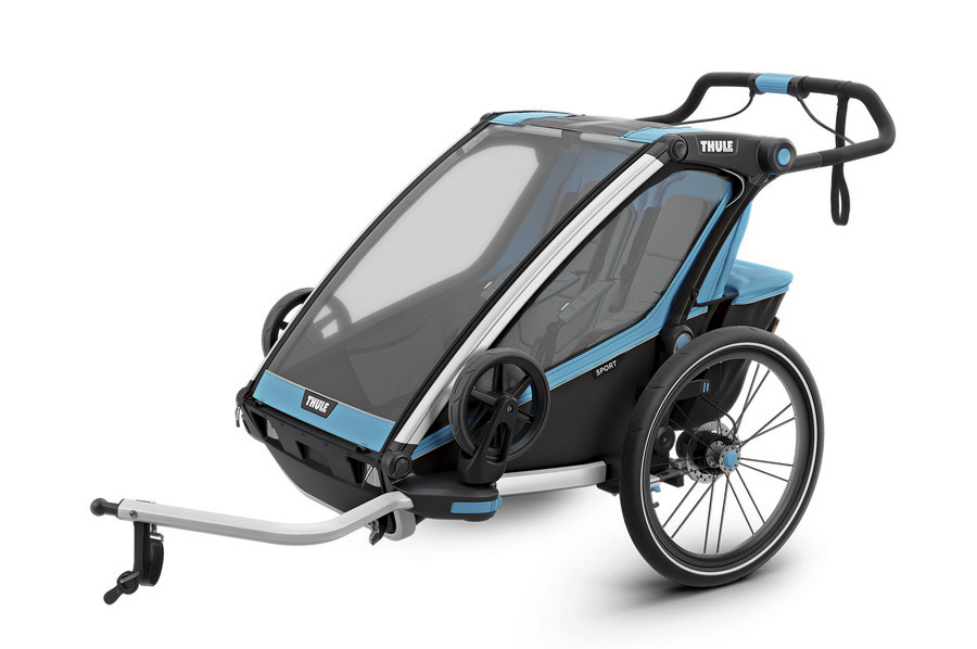 Vozík za kolo Thule Chariot Sport 2 Thule Blue/Black