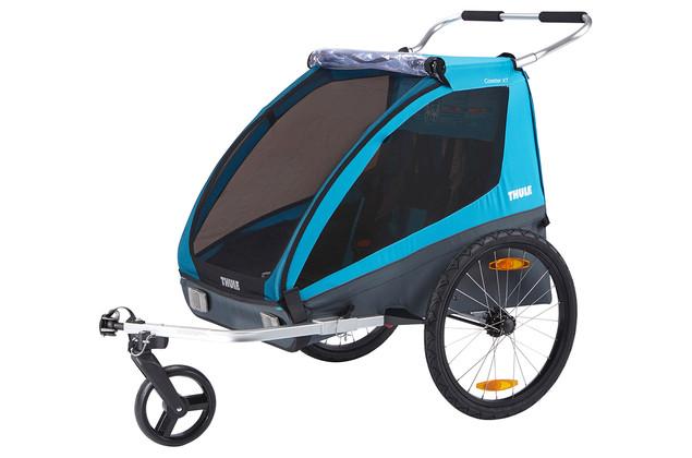 Vozík za kolo Thule Coaster XT 2 Blue