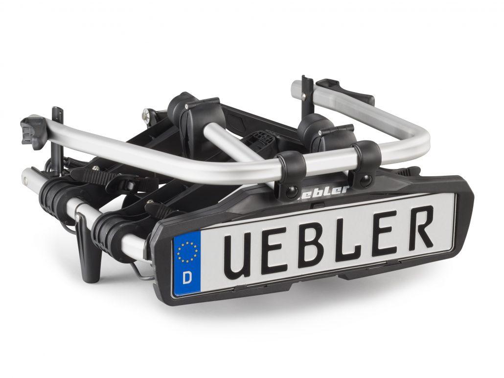 Nosič kol na tažné zařízení Uebler F22 - 2 kola nesklopný
