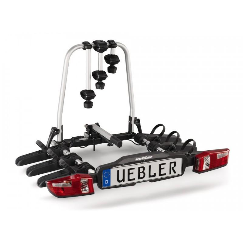 Nosič kol na tažné zařízení Uebler F32 - 3 kola nesklopný