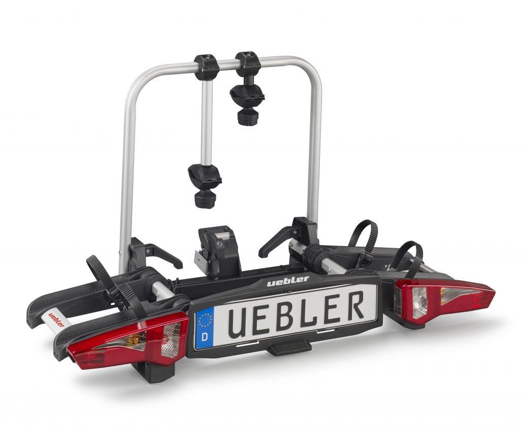 Nosič kol na tažné zařízení Uebler i21 - 2 kola skládací