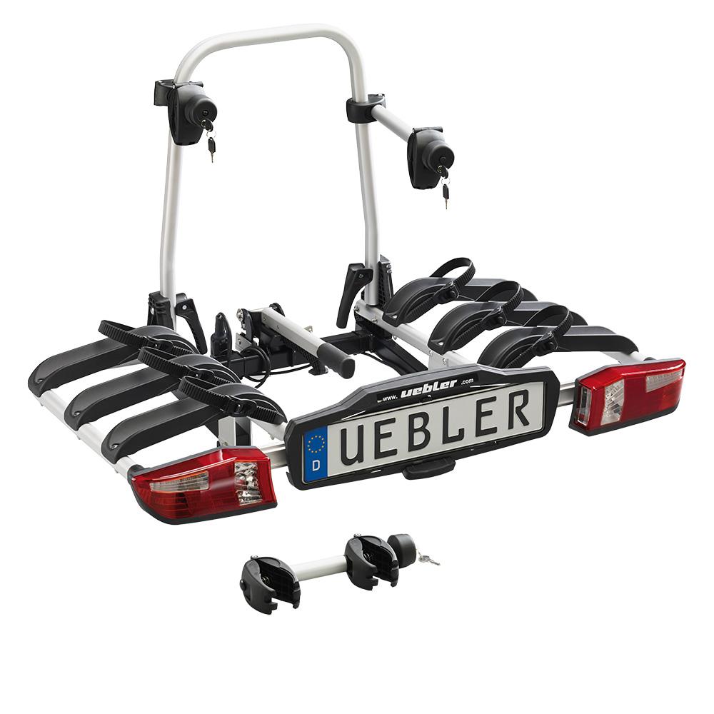 Nosič kol na tažné zařízení Uebler P32 S - 3 kola
